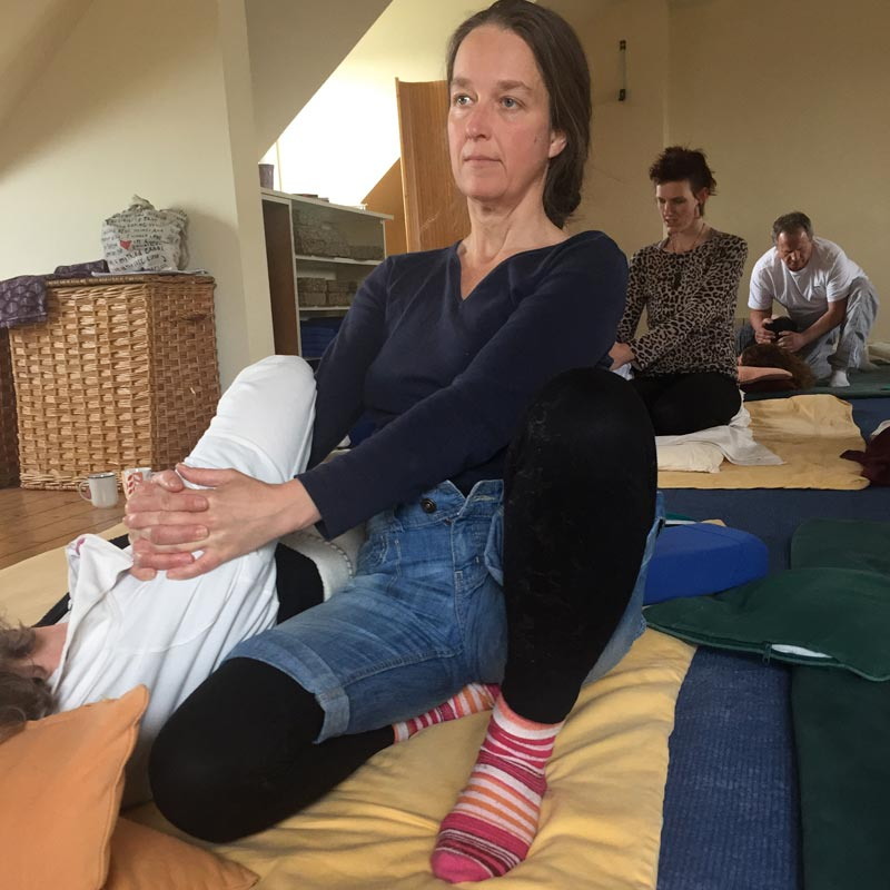 Shiatsu Foundation – 4 Day Intensive