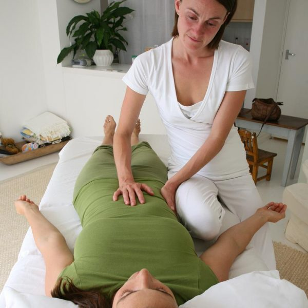 shiatsu treatment table acupressure