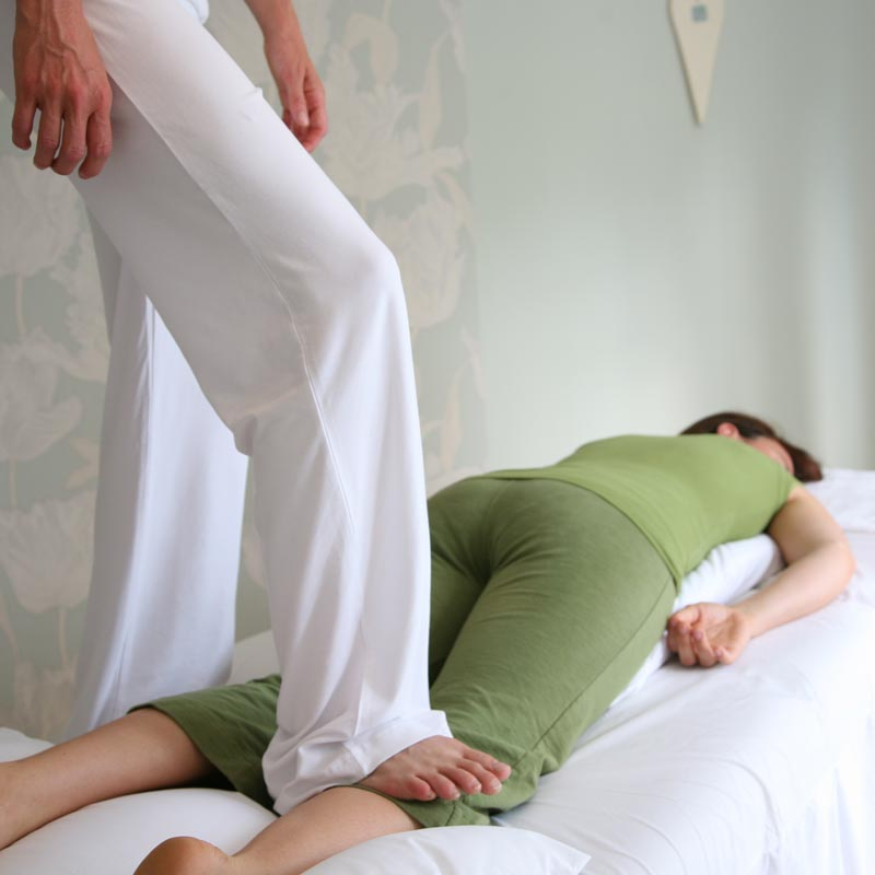 Table Shiatsu Massage Course